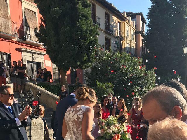 La boda de Enrique Alguacil  y Joana Martín en Granada, Granada 3