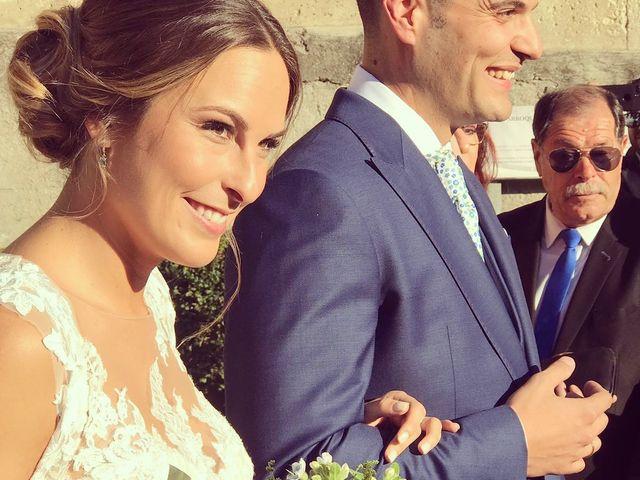 La boda de Joana Martín y Enrique Alguacil