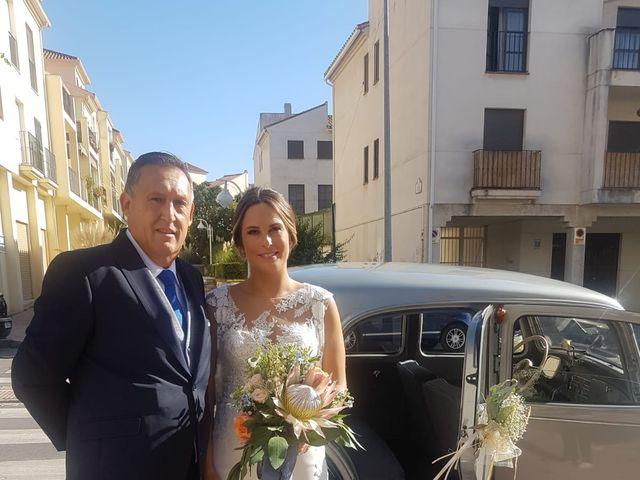 La boda de Enrique Alguacil  y Joana Martín en Granada, Granada 6