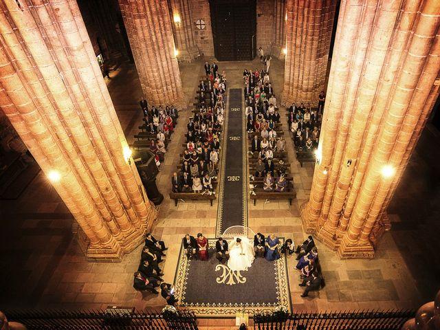 La boda de Alfonso y Isabel en Siguenza, Guadalajara 8