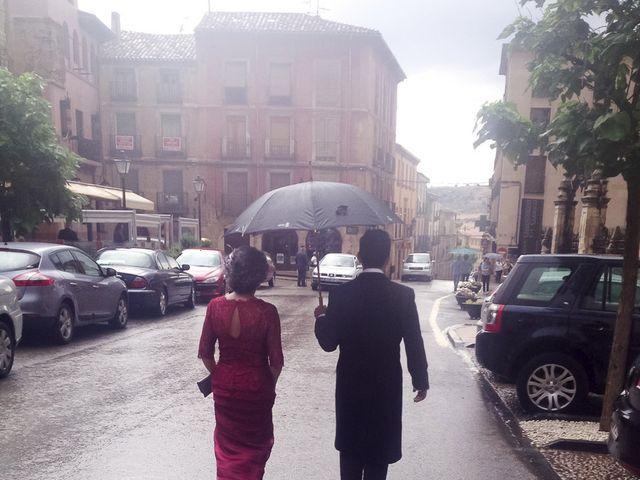 La boda de Alfonso y Isabel en Siguenza, Guadalajara 9