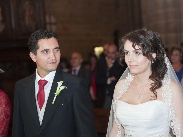 La boda de Alfonso y Isabel en Siguenza, Guadalajara 10