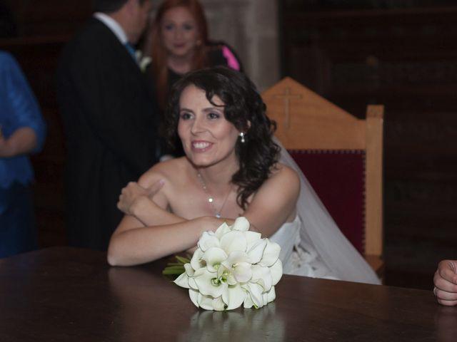 La boda de Alfonso y Isabel en Siguenza, Guadalajara 12