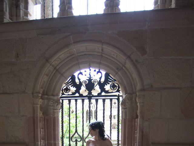 La boda de Alfonso y Isabel en Siguenza, Guadalajara 13