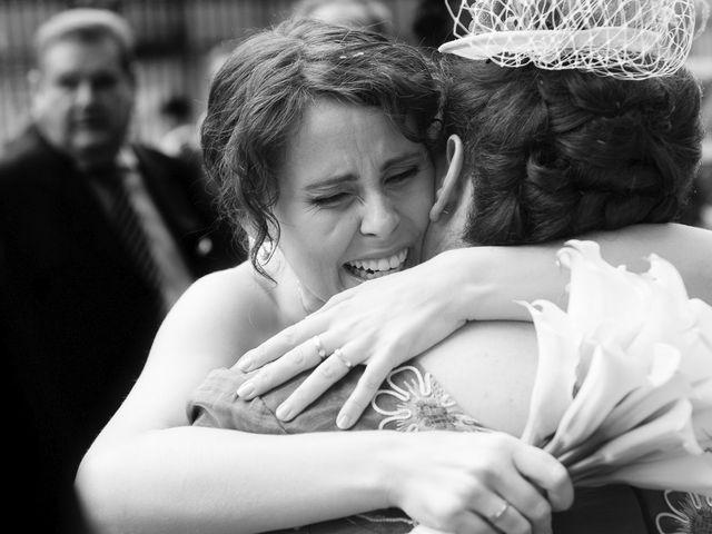 La boda de Alfonso y Isabel en Siguenza, Guadalajara 15