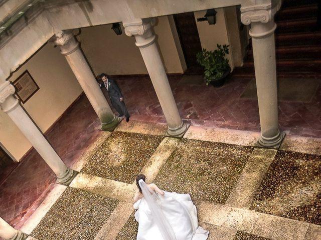 La boda de Alfonso y Isabel en Siguenza, Guadalajara 16