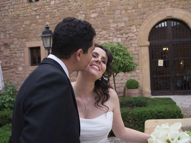 La boda de Alfonso y Isabel en Siguenza, Guadalajara 18