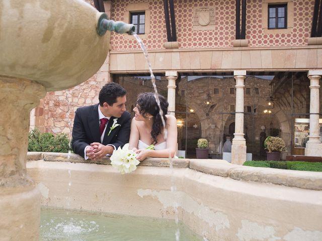 La boda de Alfonso y Isabel en Siguenza, Guadalajara 19