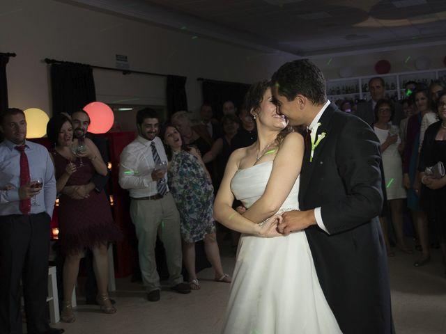 La boda de Alfonso y Isabel en Siguenza, Guadalajara 21