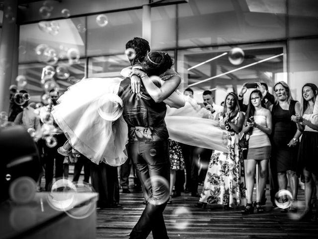 La boda de Sergio y Beatriz en Zaragoza, Zaragoza 1
