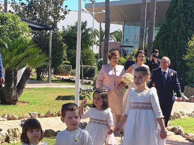 La boda de Jose y Nuria  en Alzira, Valencia 1