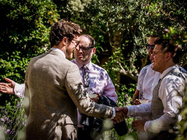 La boda de Chris y Gill en Olivella, Barcelona 19