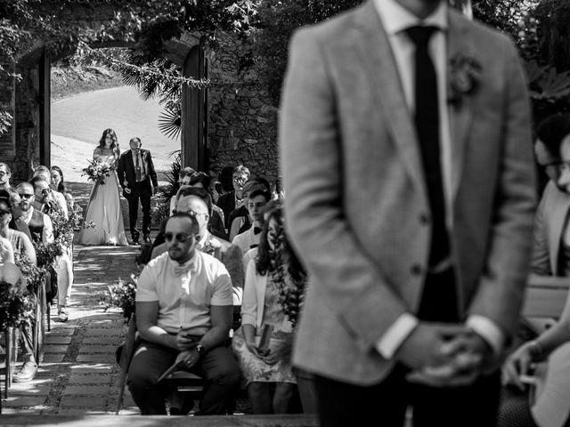 La boda de Chris y Gill en Olivella, Barcelona 23
