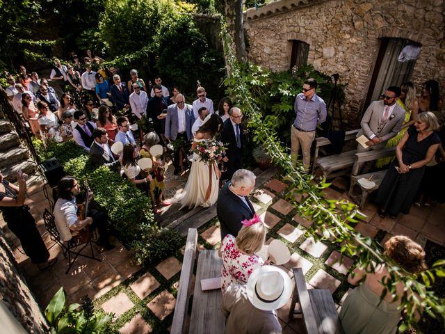 La boda de Chris y Gill en Olivella, Barcelona 24