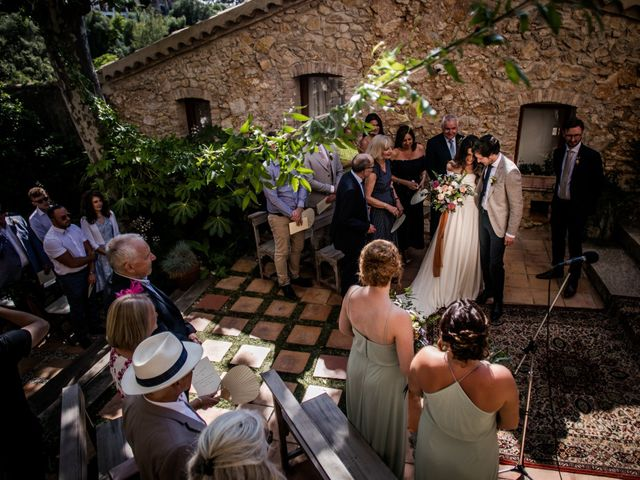 La boda de Chris y Gill en Olivella, Barcelona 25