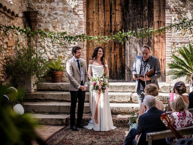 La boda de Chris y Gill en Olivella, Barcelona 26
