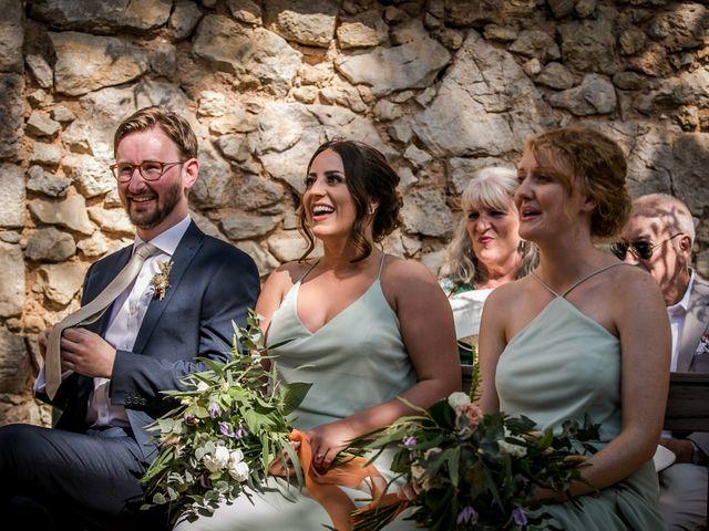 La boda de Chris y Gill en Olivella, Barcelona 27