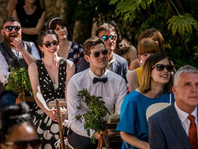 La boda de Chris y Gill en Olivella, Barcelona 29