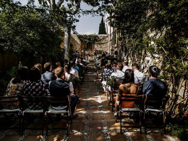 La boda de Chris y Gill en Olivella, Barcelona 31