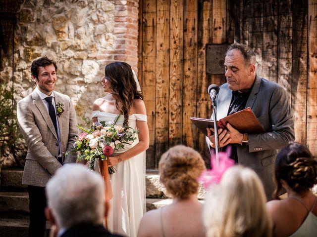 La boda de Chris y Gill en Olivella, Barcelona 32