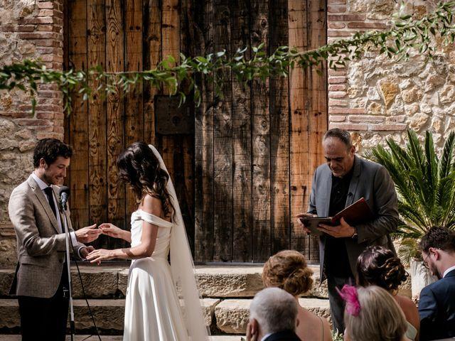 La boda de Chris y Gill en Olivella, Barcelona 34