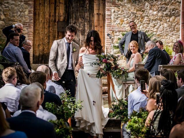 La boda de Chris y Gill en Olivella, Barcelona 35