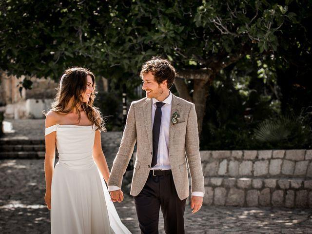 La boda de Chris y Gill en Olivella, Barcelona 37