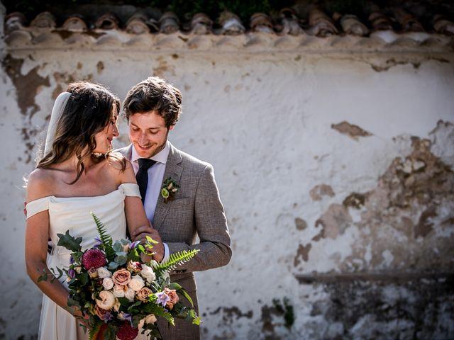 La boda de Chris y Gill en Olivella, Barcelona 39