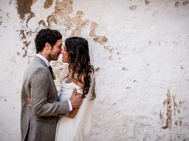 La boda de Chris y Gill en Olivella, Barcelona 41