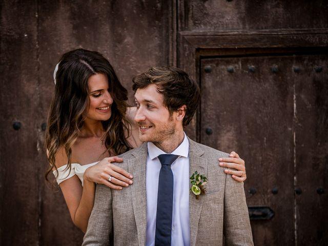 La boda de Chris y Gill en Olivella, Barcelona 43