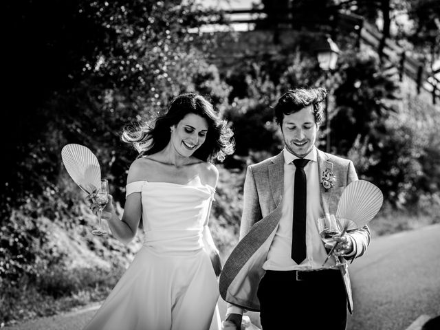 La boda de Chris y Gill en Olivella, Barcelona 44
