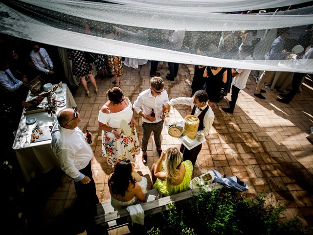 La boda de Chris y Gill en Olivella, Barcelona 46