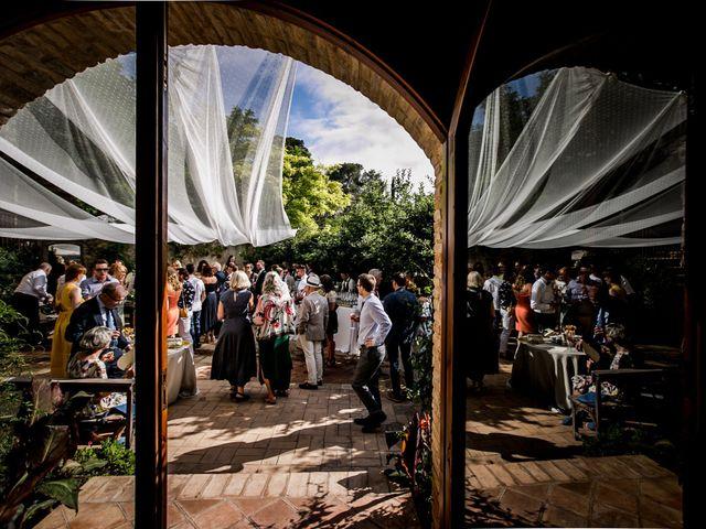 La boda de Chris y Gill en Olivella, Barcelona 47