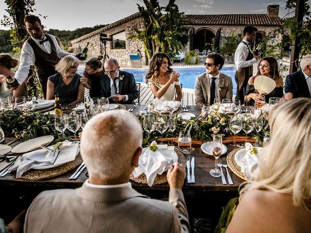 La boda de Chris y Gill en Olivella, Barcelona 52
