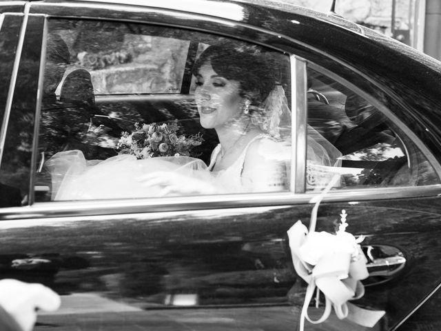 La boda de Miguel y Maite en Miraflores De La Sierra, Madrid 17