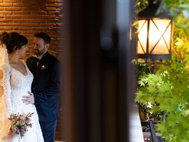 La boda de Miguel y Maite en Miraflores De La Sierra, Madrid 18