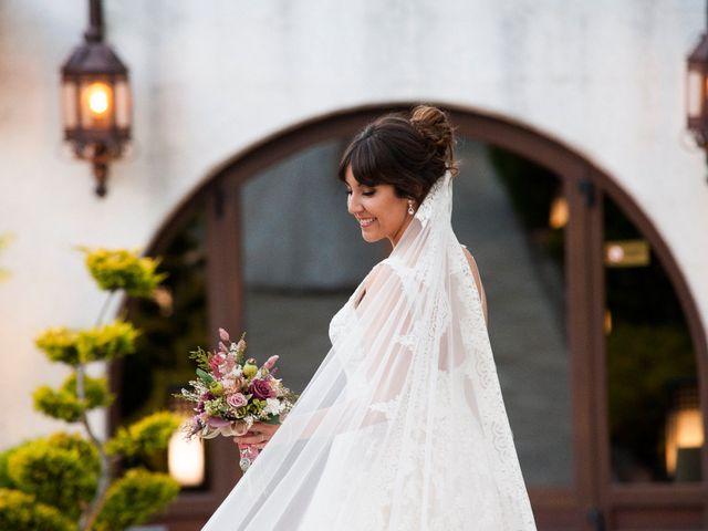 La boda de Miguel y Maite en Miraflores De La Sierra, Madrid 20