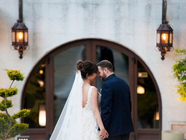 La boda de Miguel y Maite en Miraflores De La Sierra, Madrid 21