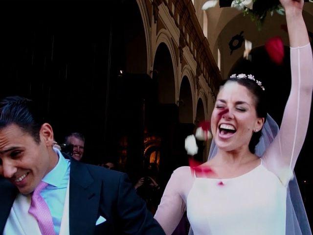 La boda de Álvaro y María en Sevilla, Sevilla 19