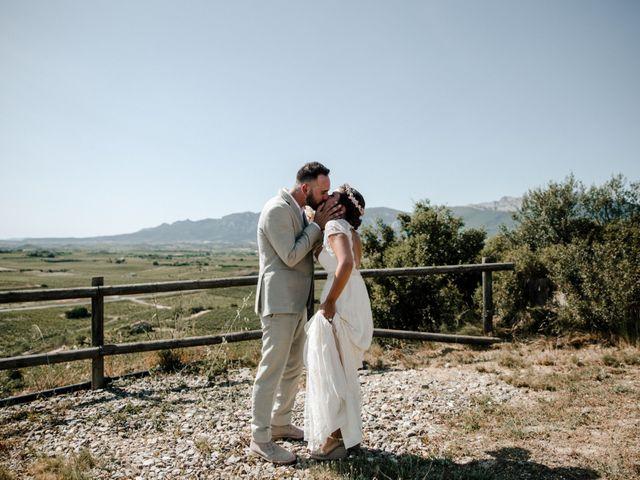 La boda de David y Nerea en Laguardia, Álava 18
