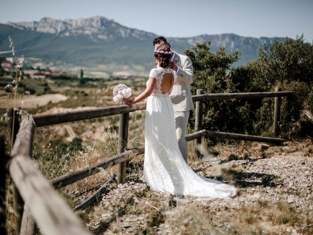 La boda de David y Nerea en Laguardia, Álava 20