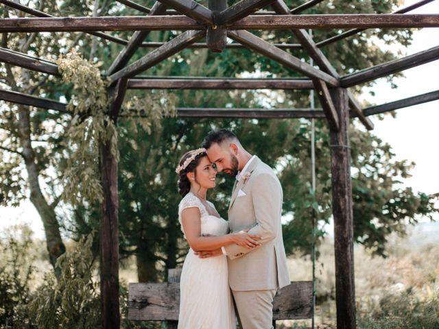 La boda de David y Nerea en Laguardia, Álava 24
