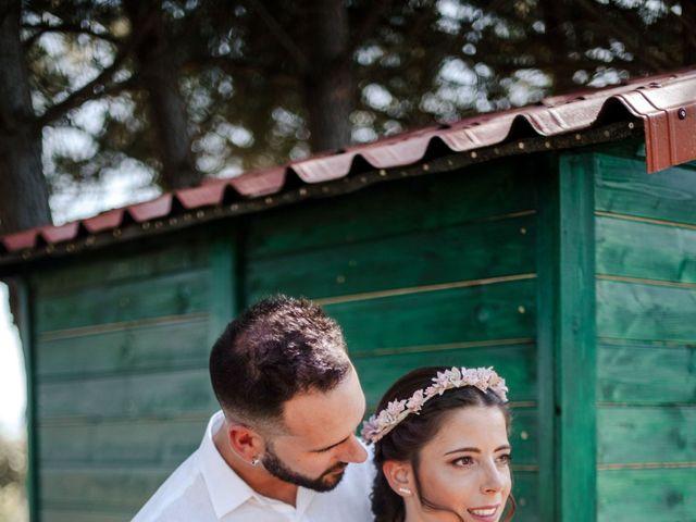 La boda de David y Nerea en Laguardia, Álava 26