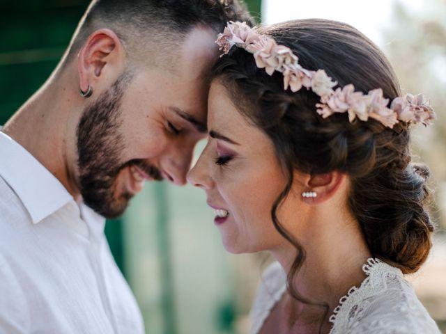 La boda de David y Nerea en Laguardia, Álava 1