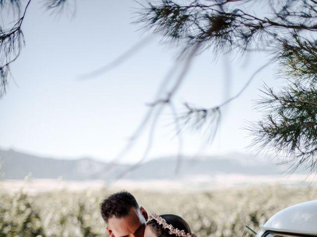 La boda de David y Nerea en Laguardia, Álava 30