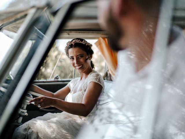 La boda de David y Nerea en Laguardia, Álava 31