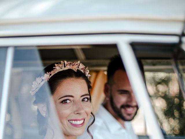 La boda de David y Nerea en Laguardia, Álava 33