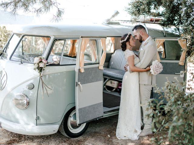 La boda de David y Nerea en Laguardia, Álava 35