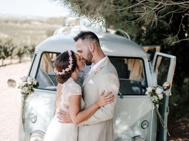 La boda de David y Nerea en Laguardia, Álava 36
