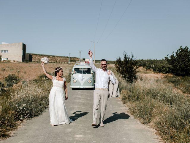 La boda de David y Nerea en Laguardia, Álava 37